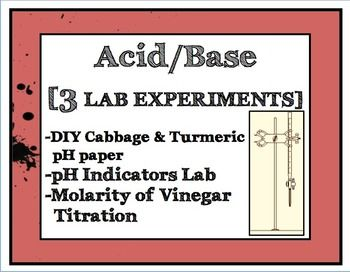 acid base titration lab essay Read this essay on titration lab come browse our large digital warehouse of free sample essays  acid-base titration using method of double indicators student .
