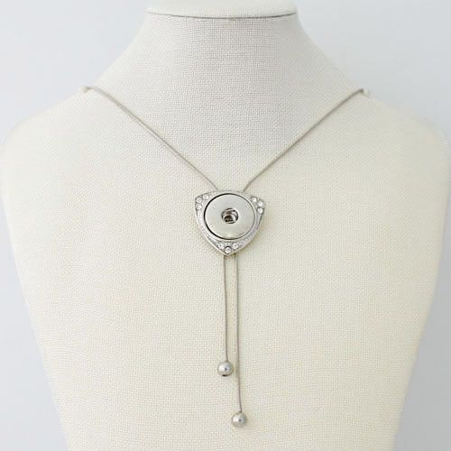 "SIze of Necklace: adjustable up to 30"" Material: Zinc Alloy and Stainless Steel"