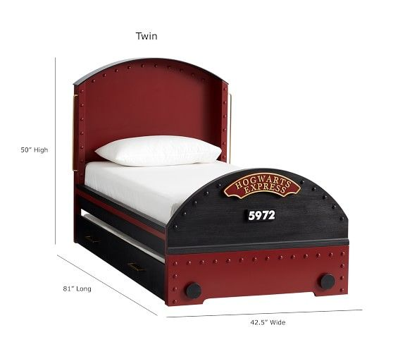Harry Potter 8482 Hogwarts 8482 Express Bed Harry Potter