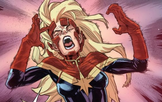 7 Crazy Fact Abot Captain MArvel