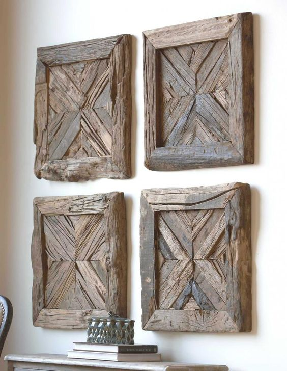 rennick reclaimed wood wall art san diego lighting designer wood home decor www
