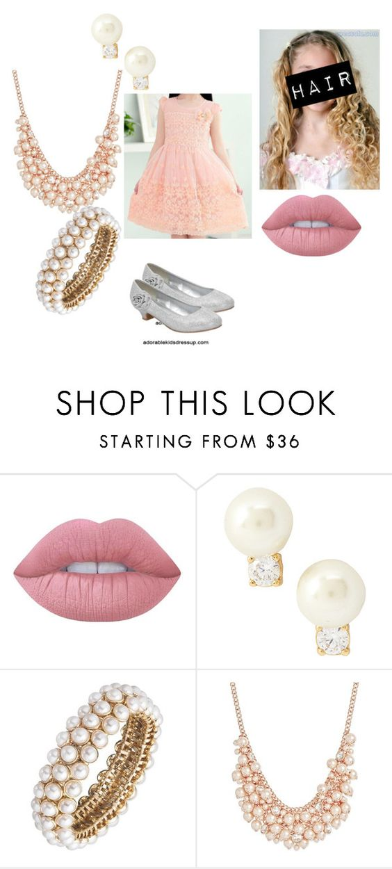 """untitled#42"" by bloodycreepypasta on Polyvore featuring Lime Crime, Concord, Kate Spade, Anne Klein and Charter Club"