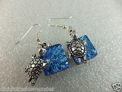 Little Turtle Earrings by Cheryl