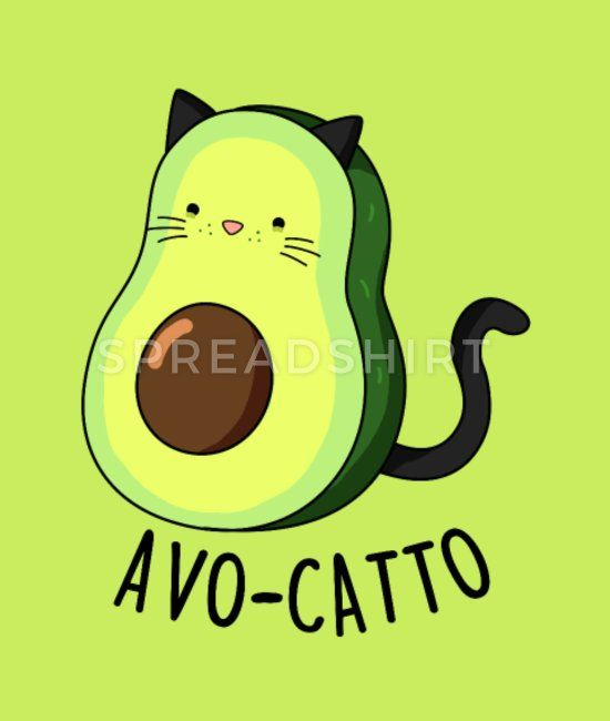 Pin On Avocado Cartoon cute avocado wallpapers