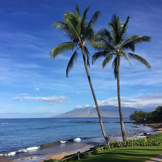 """Wailea, Mauai, Hawaii by mjblanchard """