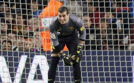 Pinto ha encajado tres goles en cuatro partidos