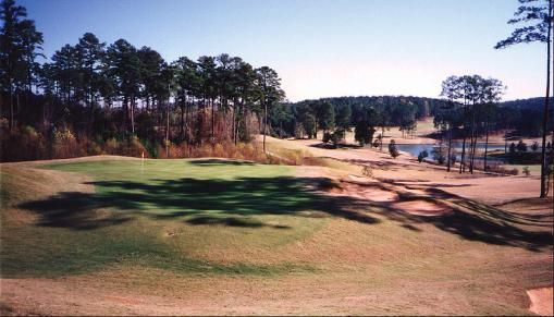 Cambrian Ridge - Canyon - Greenville, Alabama - Golf Course Picture