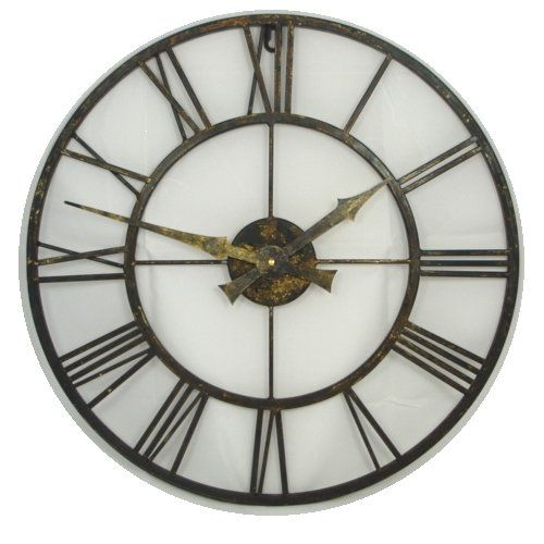 You Ll Love The 50cm Wall Clock At Wayfair Co Uk Great Deals On All Home Decor Products Enjoy Free Shipping Over 40 To Wall Clock Antique Wall Clocks Clock