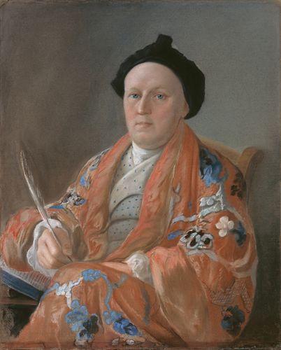 Portrait de Jean-Antoine Guainier-Gautier (1716-1801), 1758 - 1765
