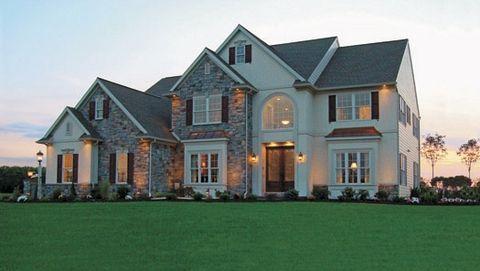 big house pretty wood and rock outside house idea 1 - Big House