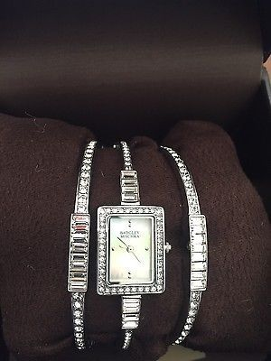 Badgley Mischka Women's Watch https://t.co/H6OZArKM8V https://t.co/benTo2NYsf