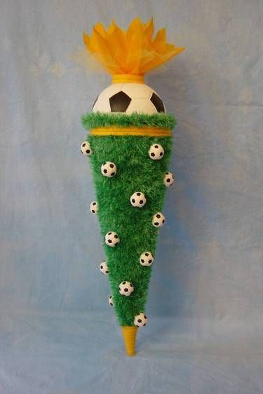 Für Fußball Fans die perfekte Schultüte!