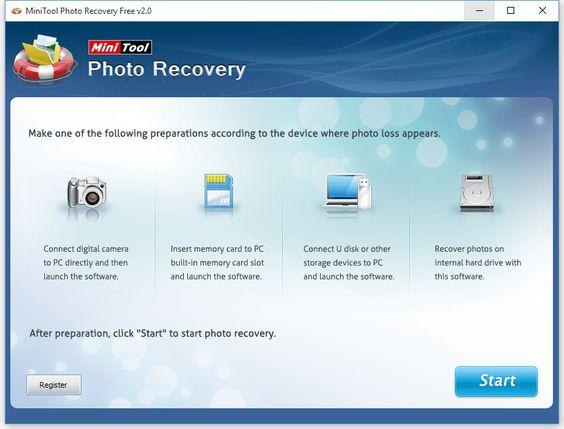 MiniTool Photo Recovery Free 2.0 Grátis Windows & Mac | hardwareysoftware.net