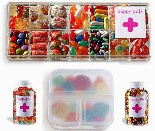 presente para namorado médico ou enfermeiro - happy pills