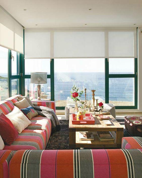 Click Interiores | Uma Casa Colorida