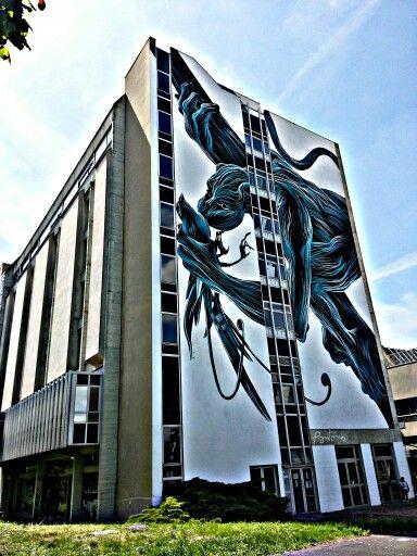 PANTONIO. We art Urban. Hoptimum77. Lagny-sur-Marne. 17/05/2015.