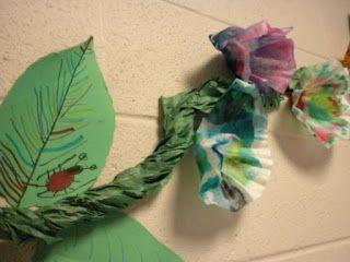 K-5 Establishing Art Centers for Choice