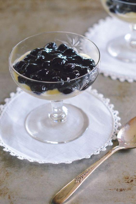 ... crisp a berry nutty crisp berry almond crisp with cardamom custard