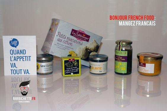 La Box Gastronomie Française - Barbichette.fr