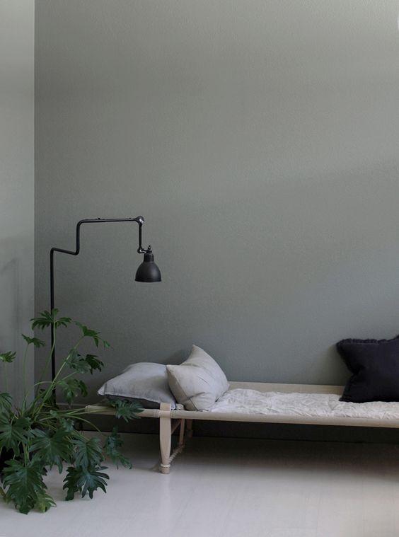 AMM blog | green bedroom