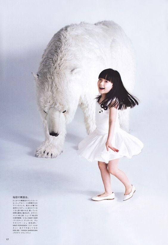 芦田愛菜の白い衣装