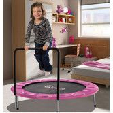 """Found it at Wayfair - Kids 48"""" Super Jumper Trampoline Best toy ever!  This wears them out.  When they are going to watch TV,  have them use this at the same time."""