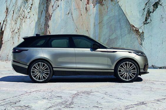 Range Rover VELAR: