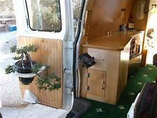 Stealth Climber Van Conversion (OT) lots of pix :: SuperTopo Rock ...