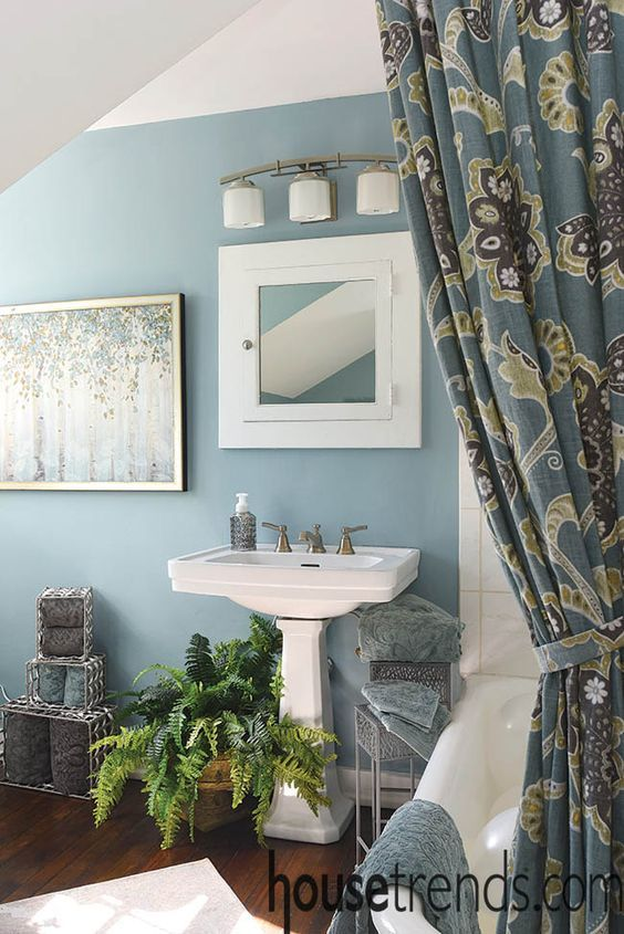 Aqua Sphere Sherwin Williams Powder Bath Paint Colors For Living Room Painting Bathroom House Painting