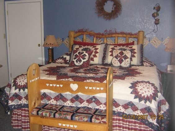 Sw room for 2! King bed and pb with many amenities!