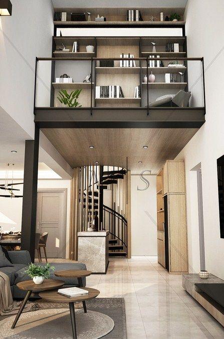 20 Diy Design How To Build A Mezzanine Floor Ideas At Cost Mezzanine Floor Design Mezzanine Floor
