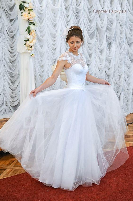 Свадебные платья на заказ ростов