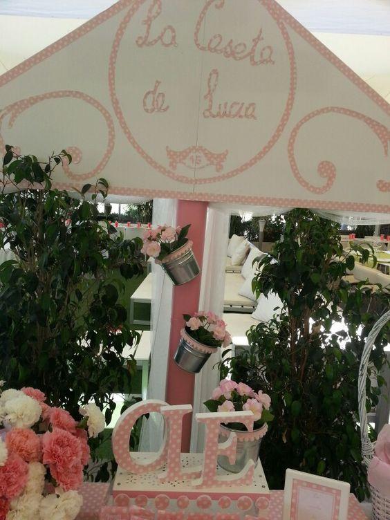 Dise o y decoraci n de eventos sevilla mesa dulce feria - Decoracion sevilla ...