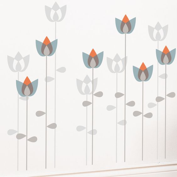 Mia and Co Lillehammer Wall Decal