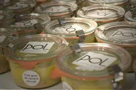 Cette semaine les verrines de foie gras de canard mi-cuit sont aux 4 épices 9.90€ les 130 gr idéal pour agrémenter un apéritif