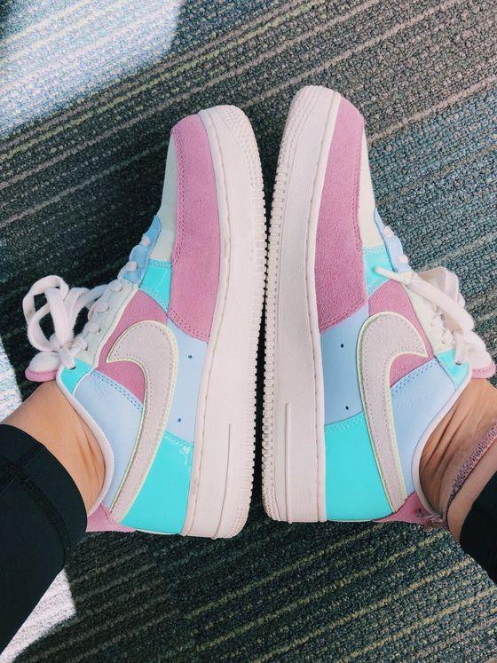 zapatillas de mujer blancas nike