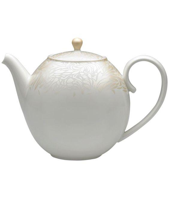 Monsoon Dinnerware Collection by Denby Lucille Gold Teapot  sc 1 st  Pinterest & Monsoon Dinnerware Collection by Denby Lucille Gold Teapot | Glass ...