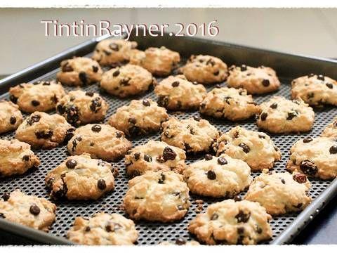 Resep Vanila Chocochips Cookies Simpel Renyahh Oleh Tintin Rayner Resep Resep Makanan Penutup Resep Resep Biskuit