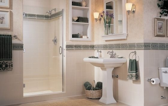 Quick tip budget smart bathroom remodeling villas bobs for Fast bathroom remodel