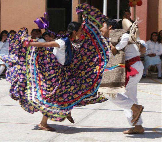 Jarabe mixteco, Oaxaca, México