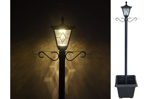 Top 10 Best Outdoor Lamp Post Lights For Street Garden In 2019 Lamp Post Lights Outdoor Lamp Lamp