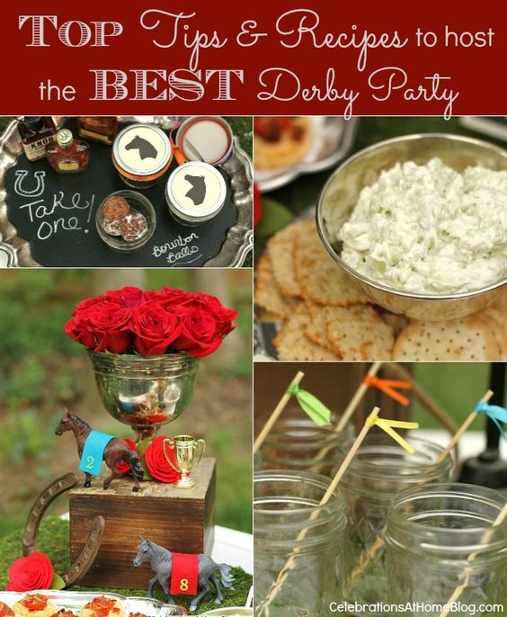 TOP TIPS & RECIPES TO HOST THE BEST DERBY VIEWING PARTY