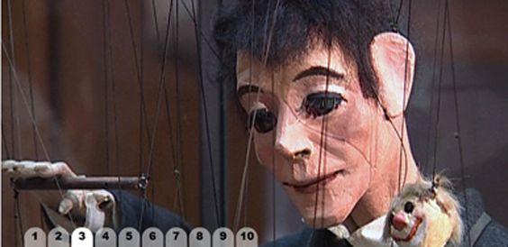 Marionnette et théâtre d'objet - Une école de la rigueur et de l'humilité #FDA15