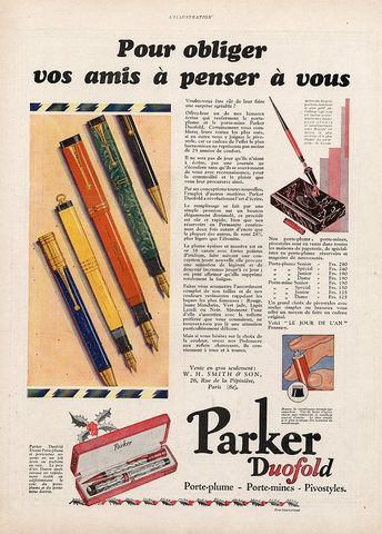 Parker 1930 Duofold                                                       …