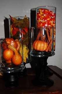 Lovely centerpieces for #Sukkot