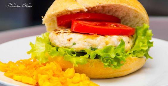 Hamburgeri De Pui