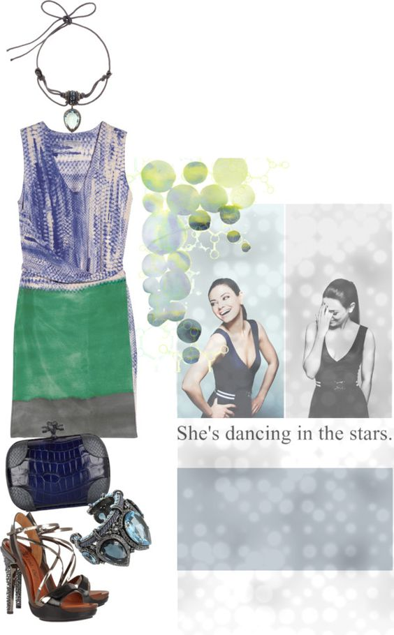 """""""we burst into colors and carousels"""" by kirachi ❤ liked on Polyvore"""