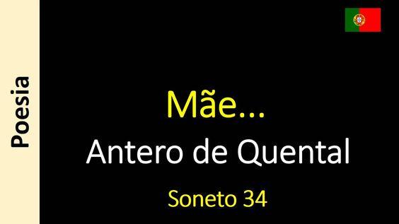 Antero de Quental - 34 - Mãe...