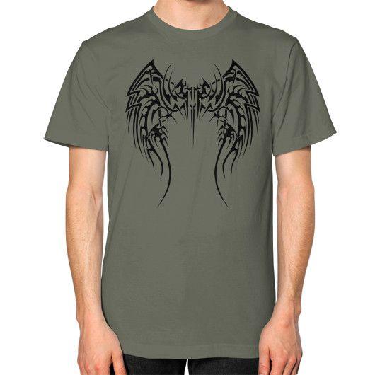 Wings Men's American Apparel Fine Jersey