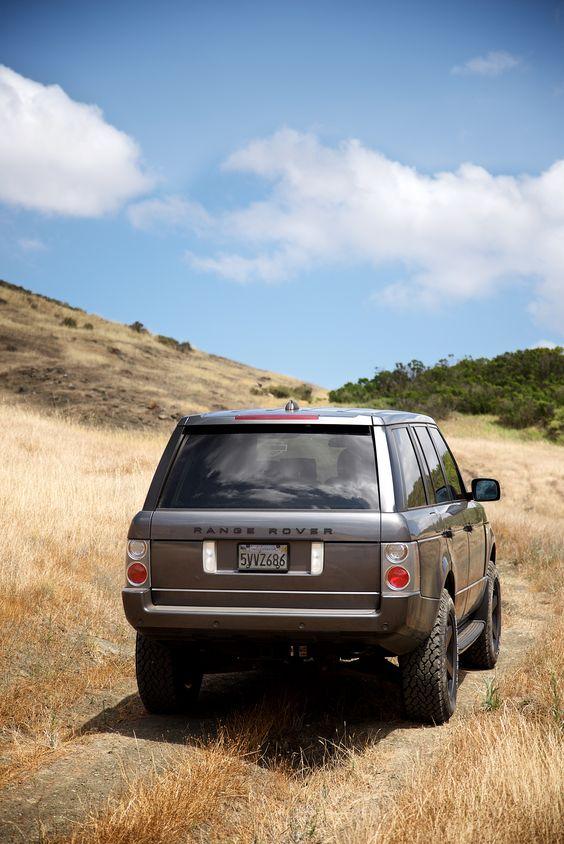 2006 l322 full size range rover 2 lift on 33 tires. Black Bedroom Furniture Sets. Home Design Ideas